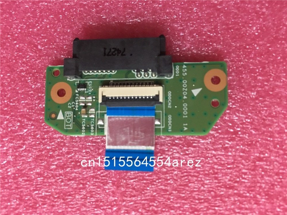 Novo portátil original lenovo flex 2 15 flex 2-15 placa de acionamento óptico com cabo 5c50f76766 46m. 00zbd. 0001