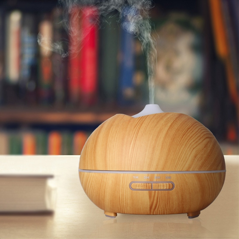 ALDX17-J003,free shipping,Creative intelligent power wood household humidifier ultrasonic atomizing,machine,air humidifier