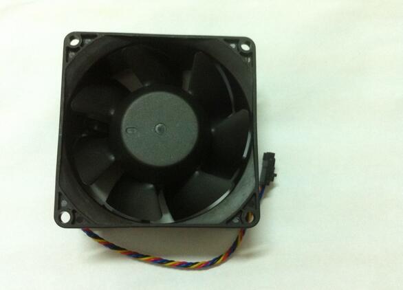 Nuevo ventilador para DELL OptiPlex755 760 780 PVA080K12H-P01 G944P DFS803812MDOT H80E12MS1B7 80x80x38MM ventilador de la CPU