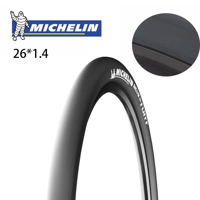 Michelin шины для горного велосипеда MTB лысые высокоскоростные шины велосипедные шины дикие RUNR 26*1,4 pneu bicicleta maxxi interieur