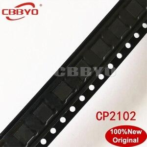 5pcs 100% New CP2102-GMR CP2102 QFN-28