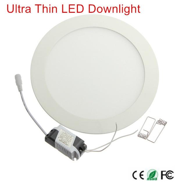 1 шт. светодиодный светильник с регулируемой яркостью 3 Вт 6 Вт 9 Вт 12 Вт 15 Вт 25 Вт встраиваемый потолочный светодиодный светильник Точечный светильник в помещении AC110V 220 в драйвер в комплекте