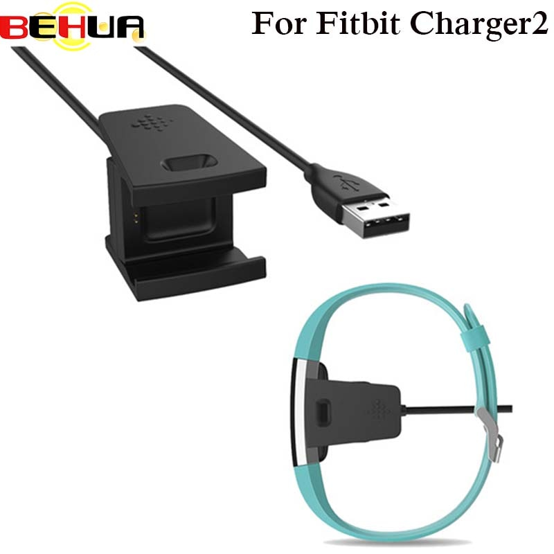 Reemplazo rápido cargador de Cable USB para Fitbit carga 2 pulsera de...