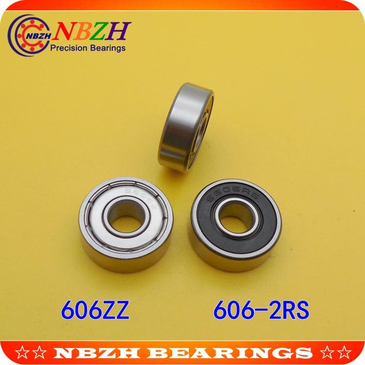 Прямая продажа с фабрики 606 Z 606ZZ 606-2RS S606ZZ S608-2RS R1760ZZ 80016 6*17*6 мм Высокое качество миниатюрный глубокий шаровой подшипник