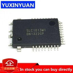 1PS SLC1013 SLC1013M1 LCD chip QFP  integrated circuit IC LCD