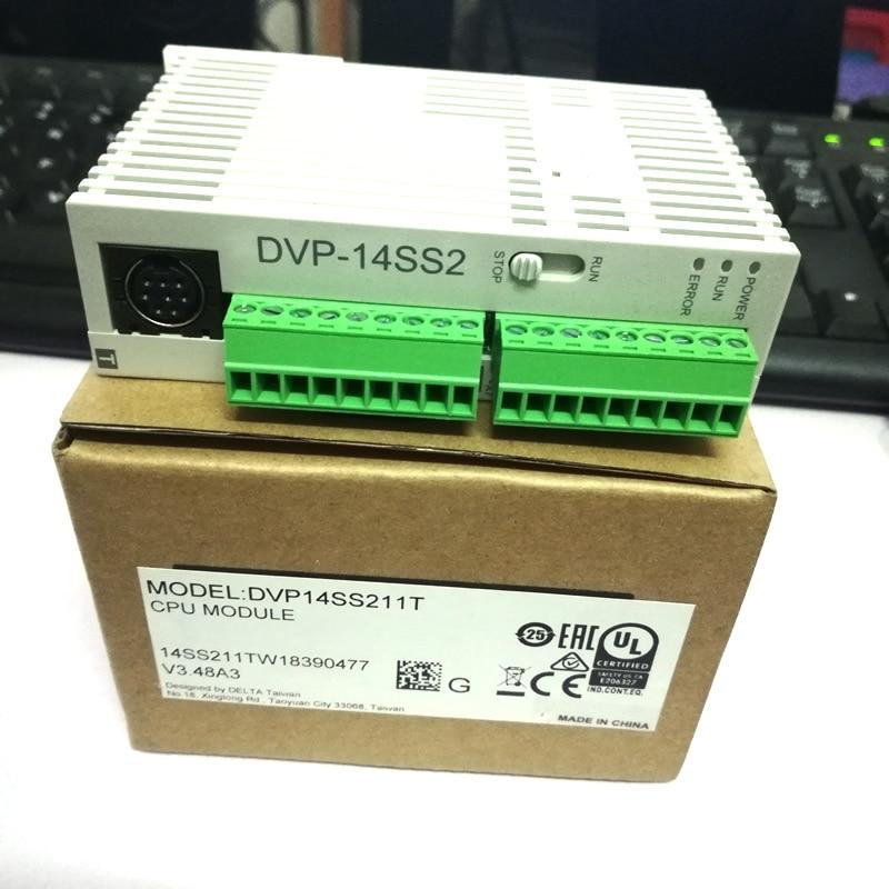 Delta PLC programmable controller DVP14SS211R original DVP12SS211S host DVP14SS211T