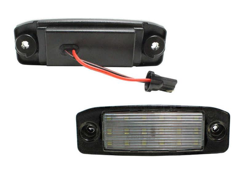 2 Pcs Car Led License Plate Lights For Hyundai Sonata 10 Sonata Yf 10my Gf 10 Free Shipment Signal Lamp Aliexpress