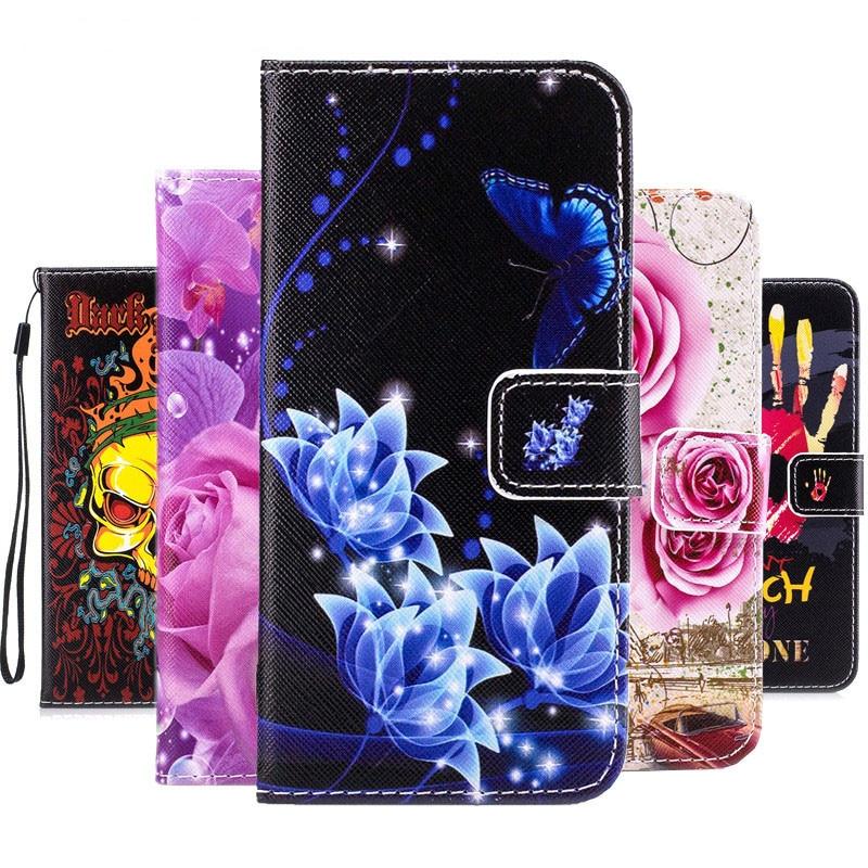 Роскошный флип-кошелек чехол для Samsung Galaxy A3 A5 A7 J3 J5 J7 2016 2017 Note 8 Grand Prime кожаный ПК + мягкая ТПУ подставка чехол