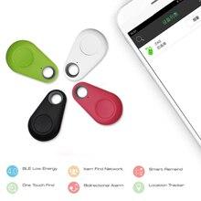 Anti-perdu traqueur Intelligent Bluetooth porte-clés trouveur GPS localisateur alarme Selfie bouton Intelligent traqueurs à distance pour les enfants âgés