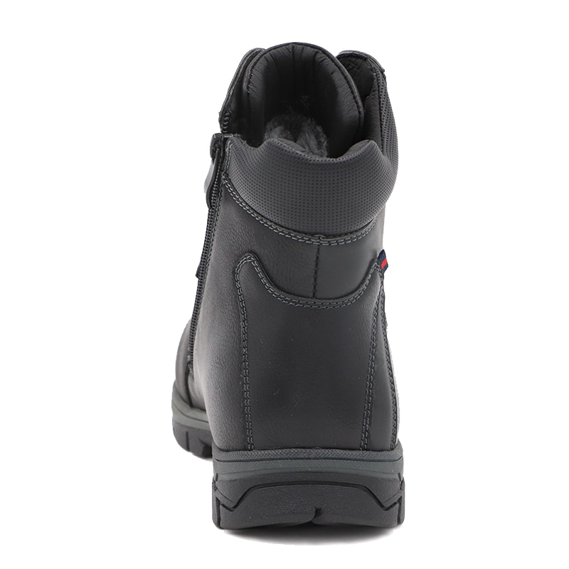 Boys Winter Boots leather Martin Boots for Boys Rubber Anti slip Snow Boots Fashion Ski hiking Boots Adapt To Outdoor Activities enlarge