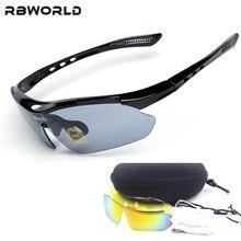 3 lentilles cyclisme lunettes de soleil vtt lunettes moto UV400 lunettes de soleil Sports de plein air vélo vélo TR90 lunettes accessoire de lunettes