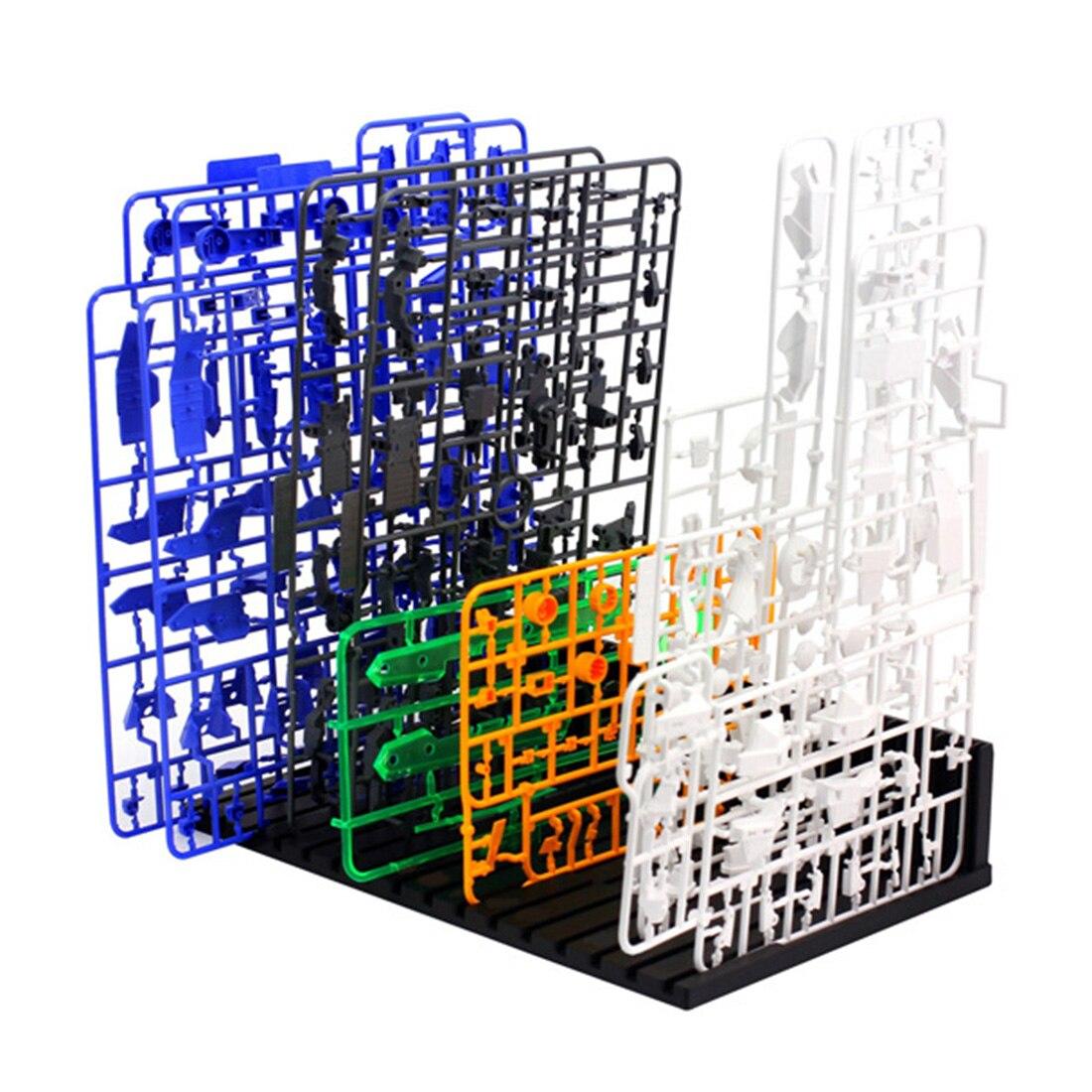 Para el modelo gundam, herramienta auxiliar, soporte de apoyo de VT-123, estante de inserción fácil, estante de pie, modelo, juegos de herramientas de construcción