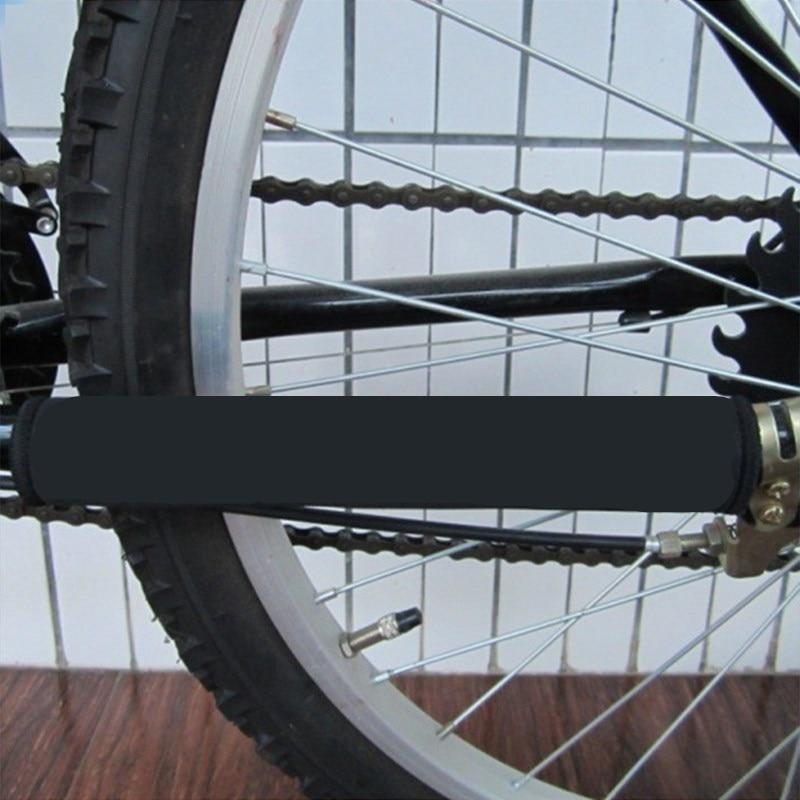 2 unids/lote, protecciones de sujeción duraderas para el cuidado de la bicicleta, para proteger el marco de la caja negra, accesorios para bicicletas