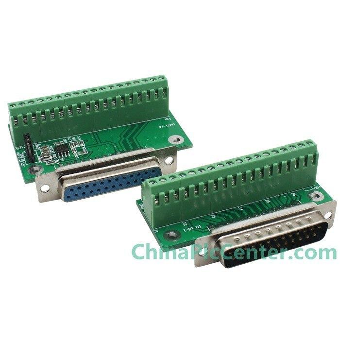 I/o estendido para SMC4-4-16A16B controlador cnc offline