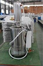 Автоматический дистиллятор воды из нержавеющей стали, 220 В, 20 л Объем,!