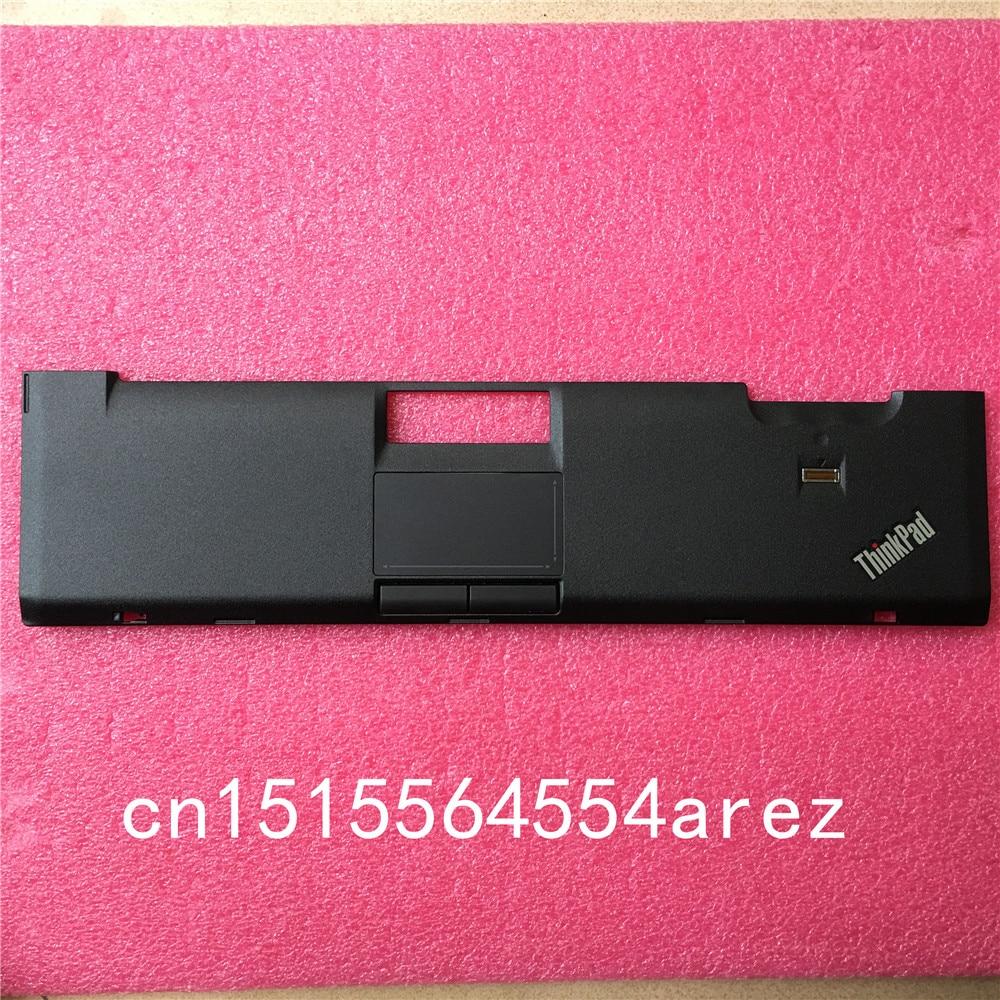 Новый ноутбук Lenovo ThinkPad T500 W500 тачпад Подставка для рук чехол/клавиатура крышка с сенсорной панелью отпечатков пальцев 44C0664