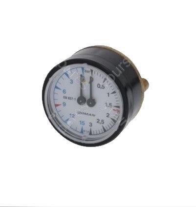 Casadio/Cimbali máquina de café medidor de presión caldera-bomba 62 Mm