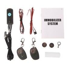 Système dimmobilisation de voiture sans fil RFID   2.4GHz, verrouillage du moteur, circuit intelligent anti-détournement coupé avec capteur G (accéléromètre)