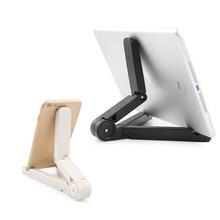 Support de Support de tablette pliant universel Support de tablette paresseux pour iPad 2/3/4 iPad Air 1/2 iPad Mini Samsung Xiaomi