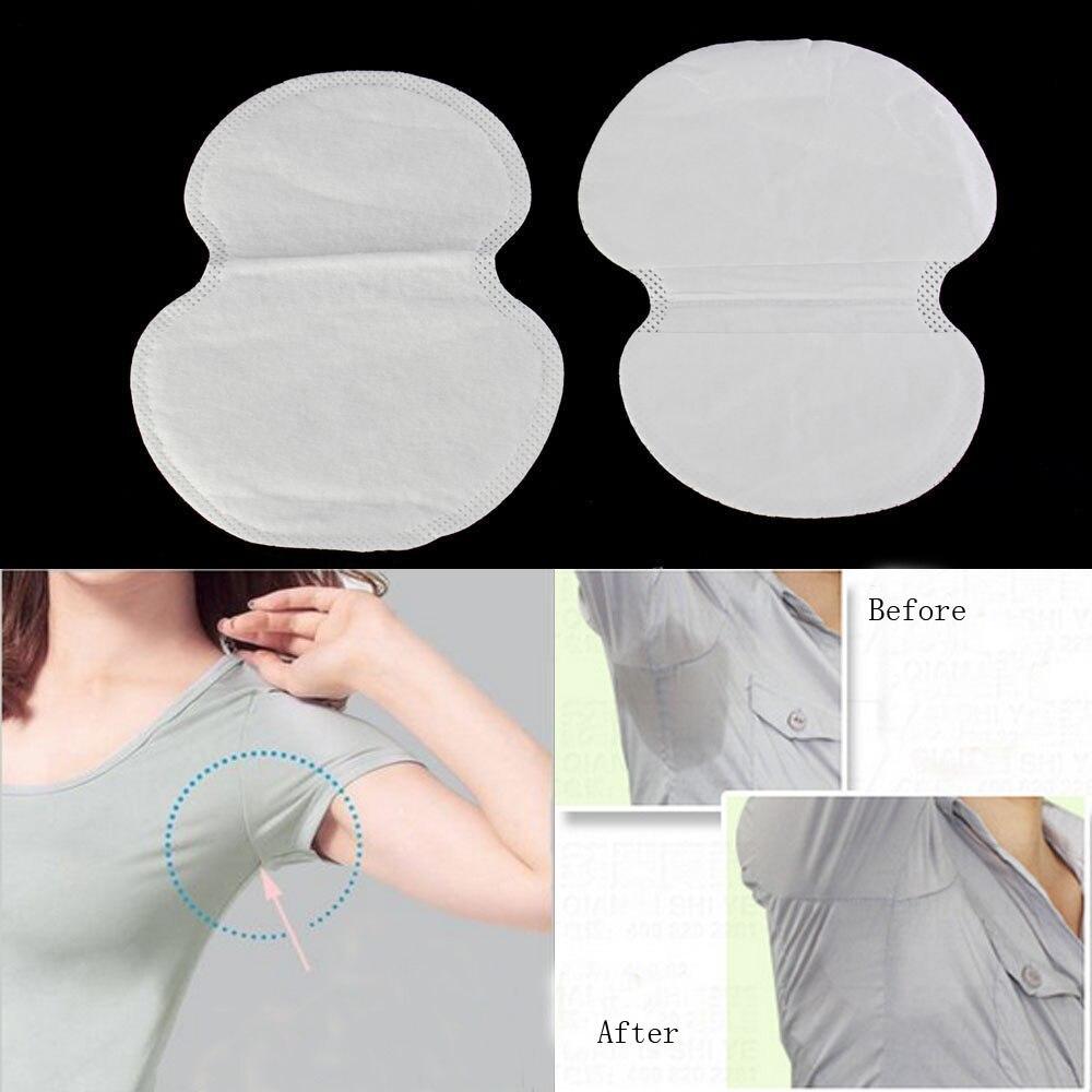 30 Uds 15 Uds ks verano desodorantes algodón almohadillas axila bajo el brazo sudor almohadillas vestido desechable detener la protección contra el sudor absorbente