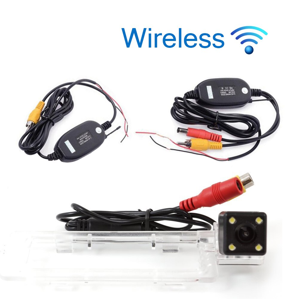 CCD Track Wireless Rückfahr Kamera Für Subaru XV 2014 2015 Reverse Backup Kamera Einparkhilfe Kamera Track Linie LED