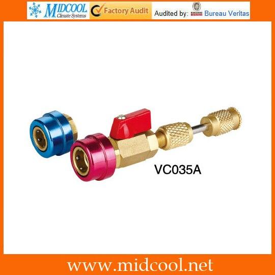 السيارات R-l34a 3-lN-1 VACUUIVl/تهمة استرداد النواة أداة VC035A