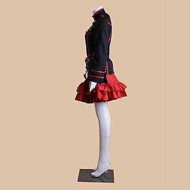 Inspirado en otros trajes de Cosplay Lenalee Lee