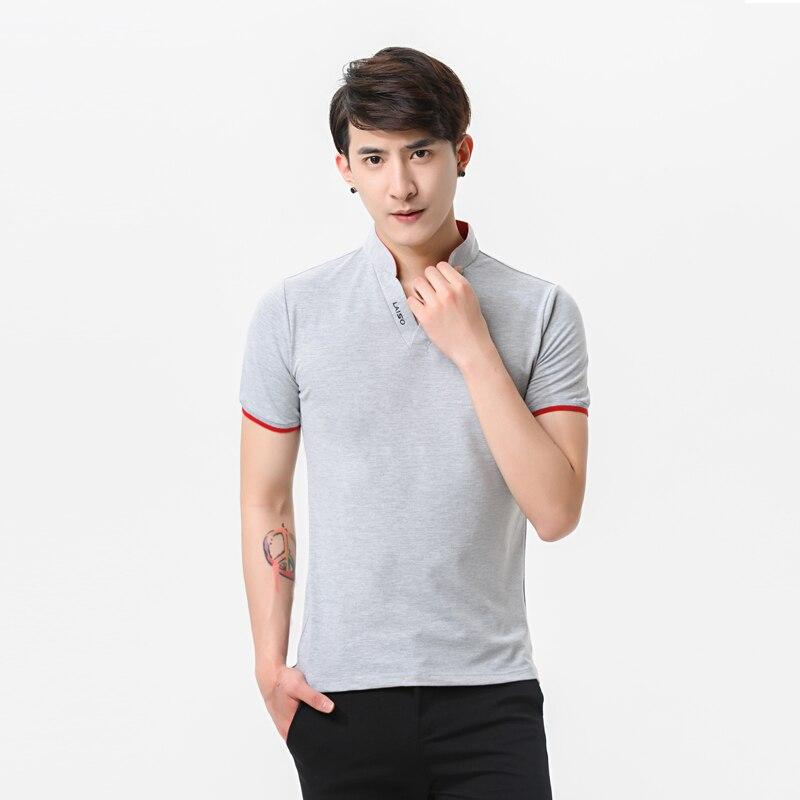 Polo MarKyi de talla grande 5xl de manga corta con cuello vuelto para hombre, camisas Polo de verano de buena calidad para hombre