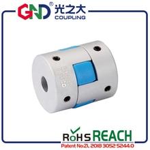 GND trou dengrenage minimum 3mm maximum 16mm   Mâchoire D20 L30 en forme de vis à molette, arbre de couplage flexible, coupleur moteur de servo couplage