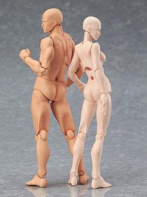 Экшн-фигурки, аниме, арчетип, ферритовая фигма, подвижные тела, тело Куна, Чан, ПВХ, экшн-фигурки, модель, игрушки, кукла для коллекционной съемки