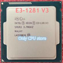FREE SHIPPING intel E3-1281V3 CPU Processor 3.7G Quad Core LGA 1150 scrattered pieces