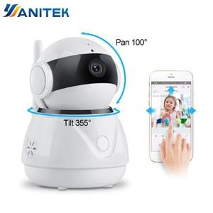 1080P Pan Tilt Smart Home Security IP Camera Wi-Fi Cloud Storage Two Way Audio WiFi IP Camera CCTV Camera Wifi Night Vision Cam