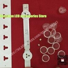 275piece/lot LED Backlight 1210 3528 2835 3V for LG 32 inch LCD TV B1 B2   LG32MB24   6916L-1437A 6916L-1438A