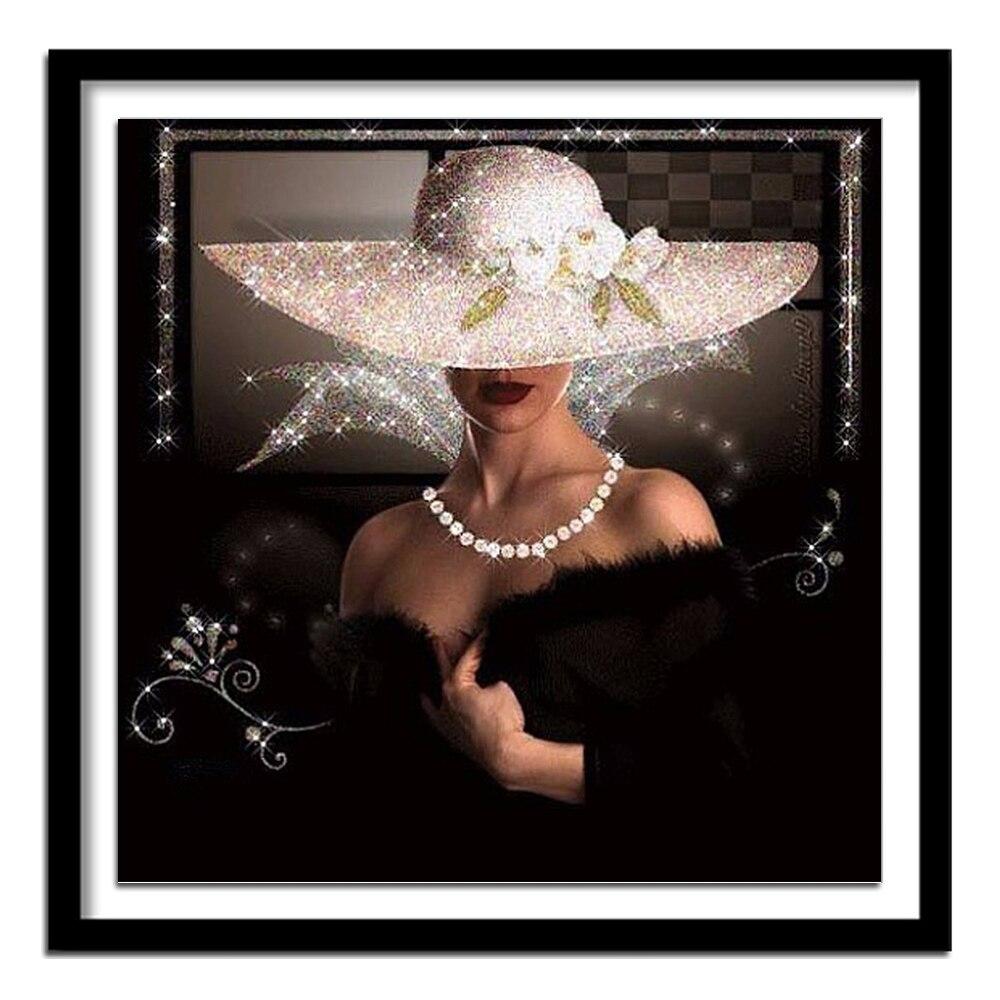 Diamante pintura diamante pintura diamante quadrado completo bordado pessoas diamante redondo daimond pintura 639dd 5d diy