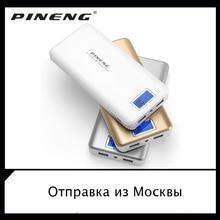 Original PINENG PN-999 20000mah Ultradünne Tragbare Bateria bank power Für telefon power bank