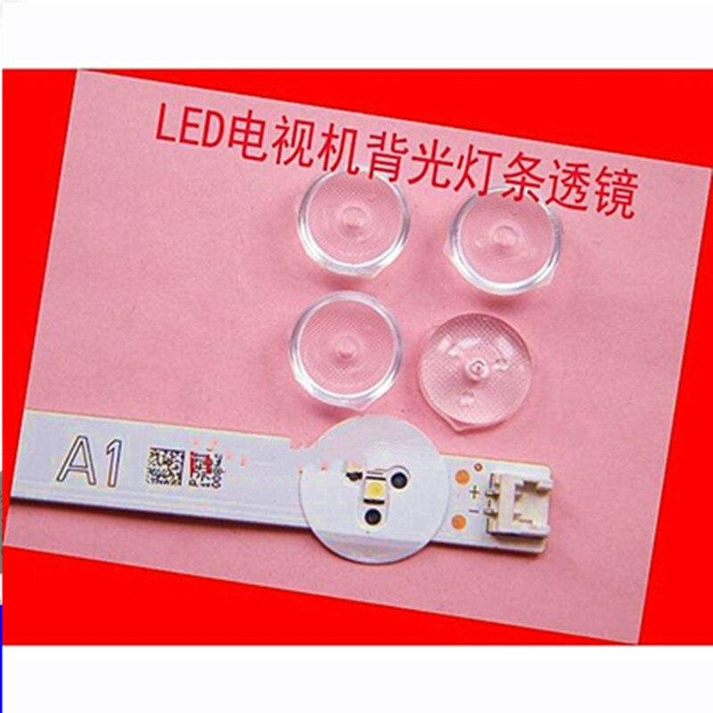 50 unid/lote casquillo de la lámpara para la reparación de TV LG LED retroiluminación 6916L-1204A 6916L-1426A 6916L-1437A óptico de la lente de 2835, 3528, 2828, 3030, 3228