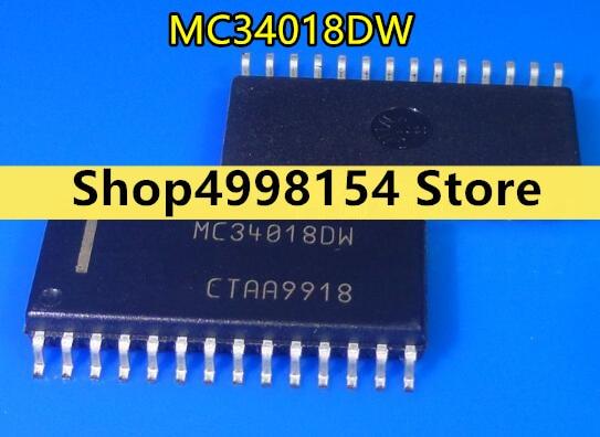 100% nuevo y Original MC34018 MC34018DW