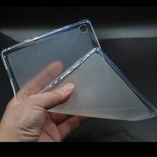 "Case Voor Amazon Kindle Fire Hd 8 HD8 2016/2017/2018 Vrijgegeven 8 ""Tablet Cover 360 Volledige Protecive Shockproof soft Clear Slim Case"