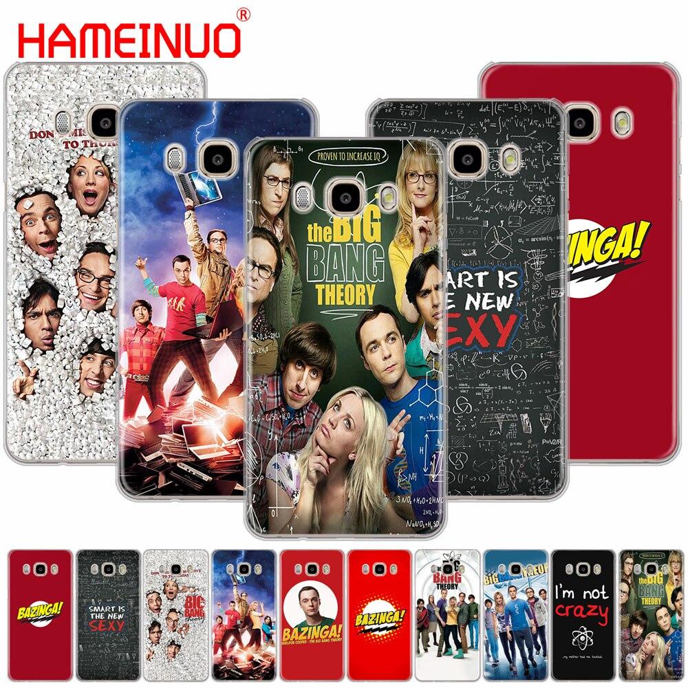 HAMEINUO The Big Bang Theory Sheldon cover phone case for Samsung Galaxy J1 J2 J3 J5 J7 MINI ACE 2016 2015 prime