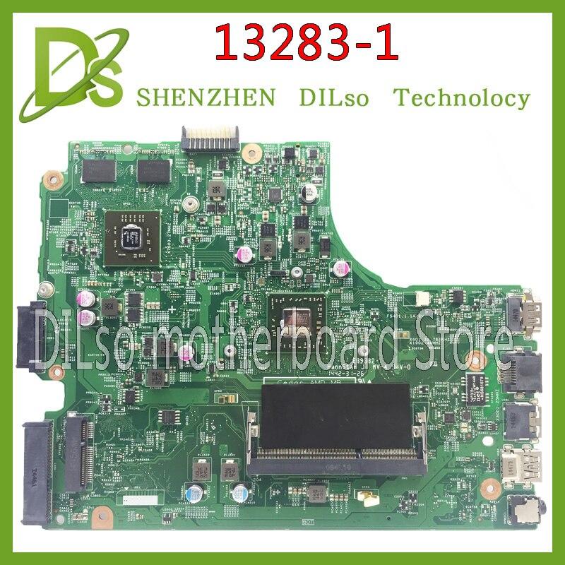 Placa base para ordenador portátil dell Cedar MB 13283-1 con tarjeta gráfica de prueba KEFU 3541-1 para Dell 3441 13283