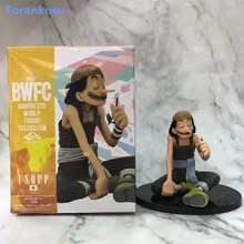 One Piece Action Figure Usopp Figure Toys BWFC Vol1.1 Model Figurine PVC Kids Gift Usopp One Piece Figura Anime Figma Doll PG