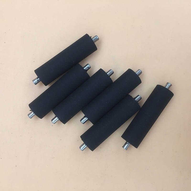 Allwin-أسطوانة قرصة مطاطية ، لطابعة Konica 512 ، عجلة ضغط الورق 43 مللي متر