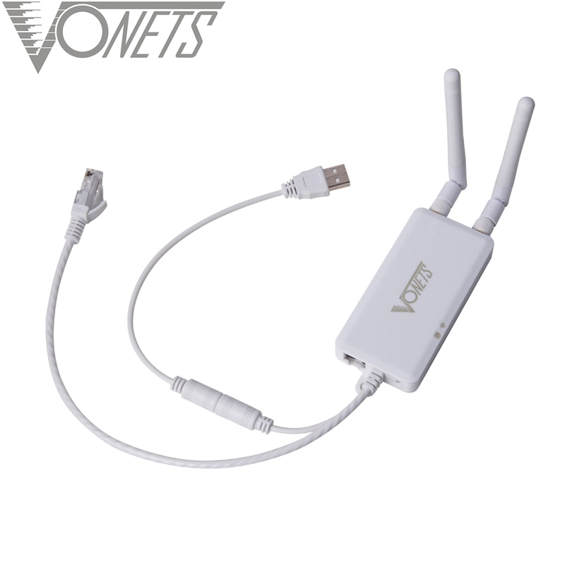 VONETS VAP11S 2.4G Engineering Bridge Wifi Relay Router AP Amplification Network Port Expansion Lot Wireless to Cable