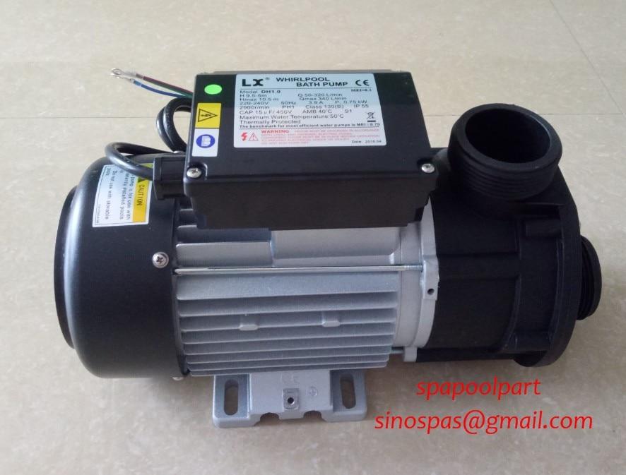 Вихревой насос, массажный насос, пневматический насос DH1.0 DH10 DH 1,0 750 W 1 шт.