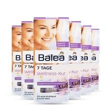 Balea Hyaluronzuur Gezicht Serum Schoonheid Effect Lift 7 Dagen Spa Behandeling Booster Ampullen Gezicht Hals Essentie Hydraterende Vegan