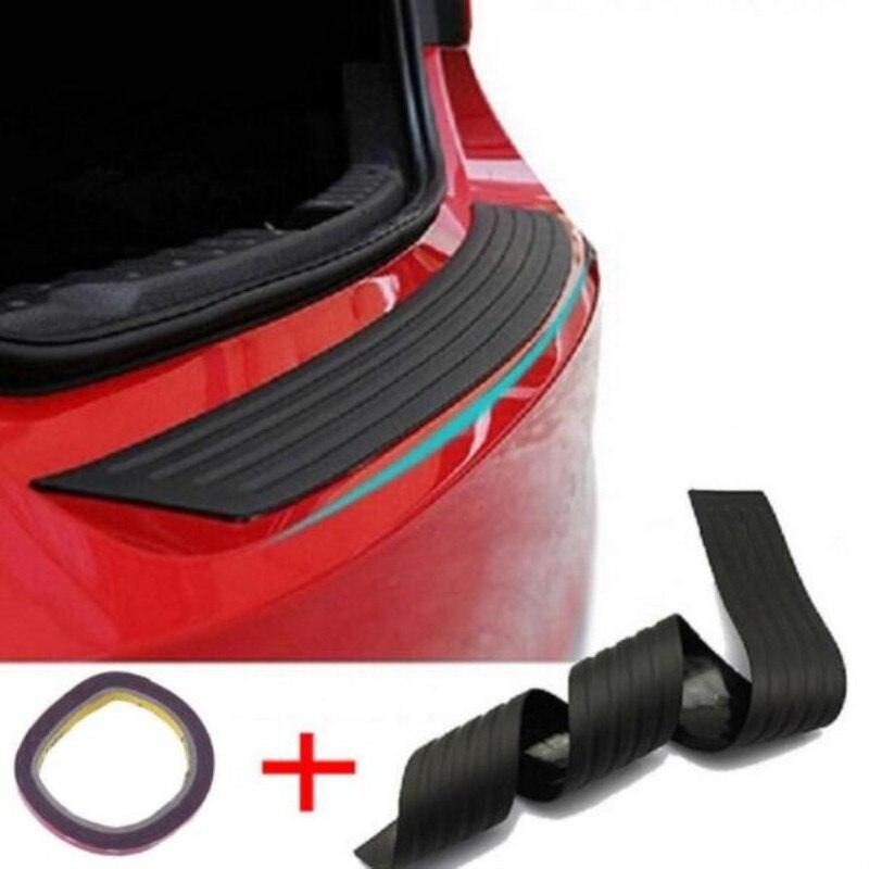 104cm parachoques trasero Trim Protector para Mini cooper countryman clubman R55 R56 R57 R58 R59 R60 R61 F55 F56 accesorios de estilo de coche