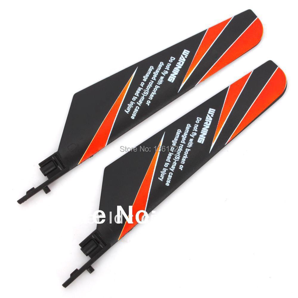 5pairs  V911-02 main blade for Wltoys V911  helicopter   v911 parts   wl v911 parts