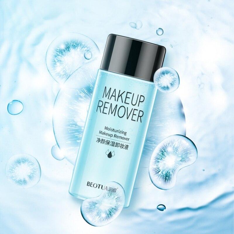 Hot! Natural Hidratante Água Removedor de Maquiagem Dos Olhos Suave Lip Rosto Make-Up Removedor de limpeza Profunda óleo hidrofílico