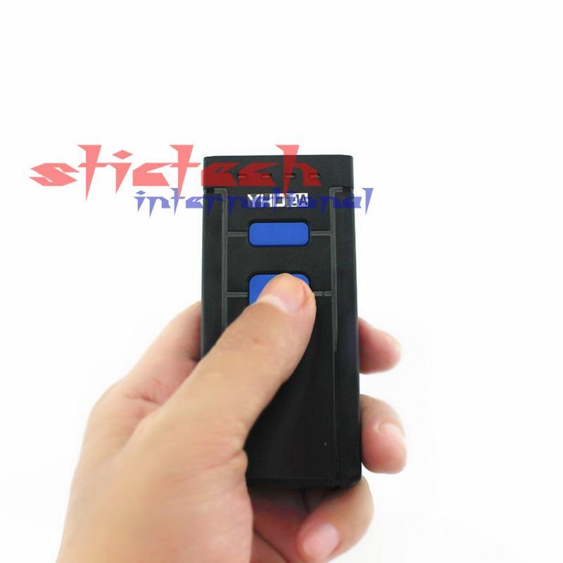Por dhl o ems 5 Juegos de escáner de código de barras portátil inalámbrico bluetooth 1d handheld Android 2d, escáner de código de barras 1d