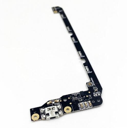 10 unids/lote USB Original cargador de muelle de carga del puerto Flex Cable para Asus Zenfone Selfie ZD551KL ZD550KL Z00UD 5,5 de reemplazo